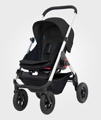 EasyWalker JUNE Stroller with Bag Black Black / Black