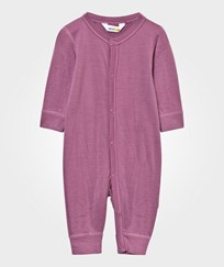 Joha Baby One-Piece Solid Pink Solid Pink