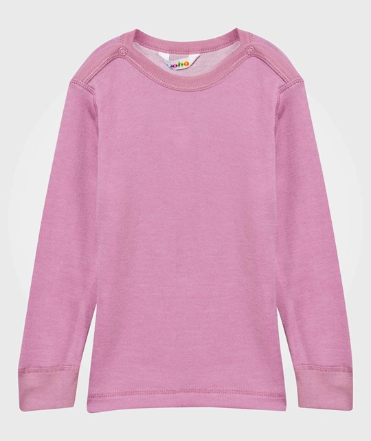 Joha Arctic Zone Tee Solid Pink Arctic Zone Solid Pink