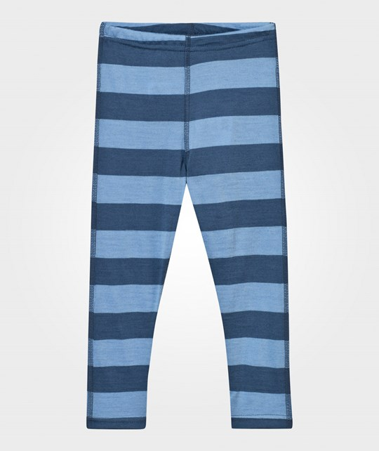 Joha Leggings Block Stripe Blue Block Stripe Blue