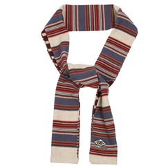 Scarf Grey/Red/Blue