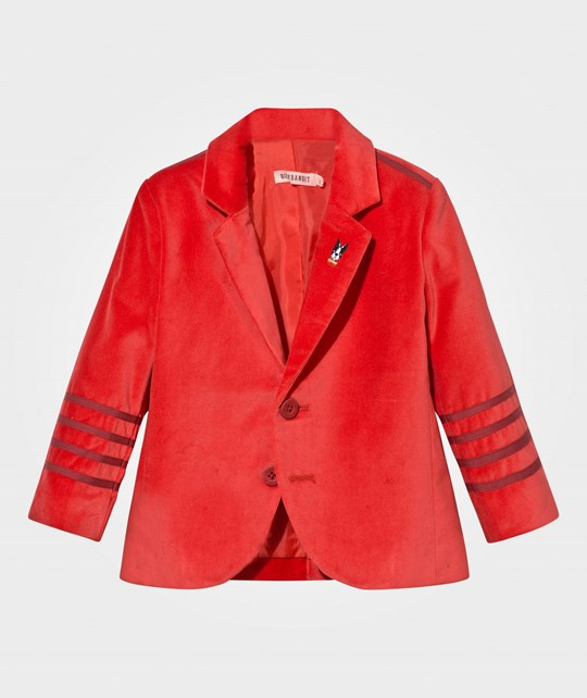 Billybandit Jacket Bright Red Bright Red