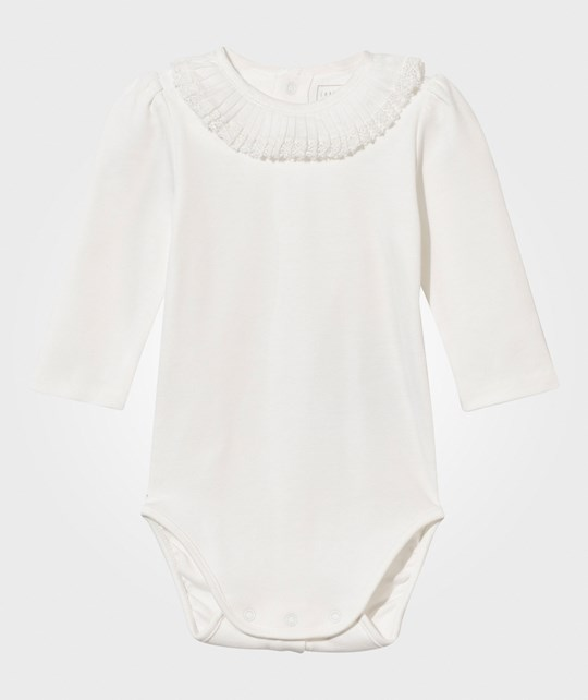 Carrément Beau Baby Body Offwhite White