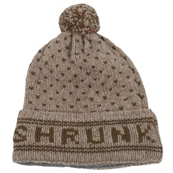 Scotch & Soda Knitted Hat Brown