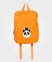 Mini Rodini Panda Ryggsäck Orange Orange