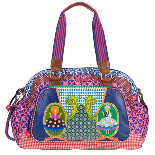 Oilily Baby Bag Blue Multi