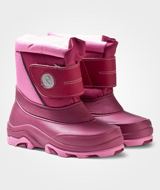 Reima Halla Winter Boots Beetroot beetroot