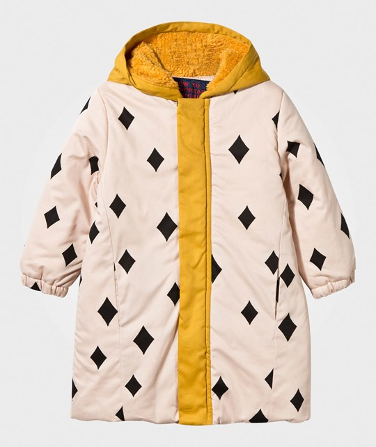 Bobo Choses Hooded Anorak Diamond Sky Shell