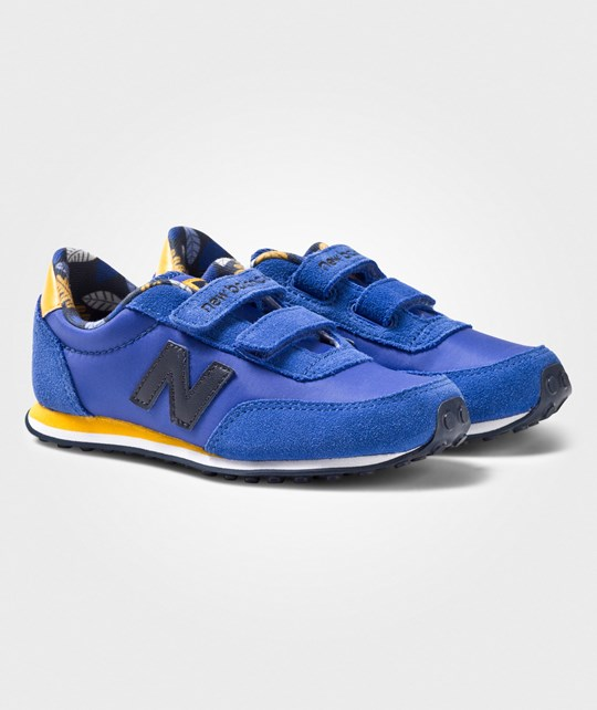 New Balance 410 Shoes Blue/Yellow Blue/Yellow