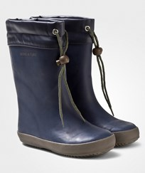 Mini A Ture Aggie Wellies Ombre Blue ombre blue