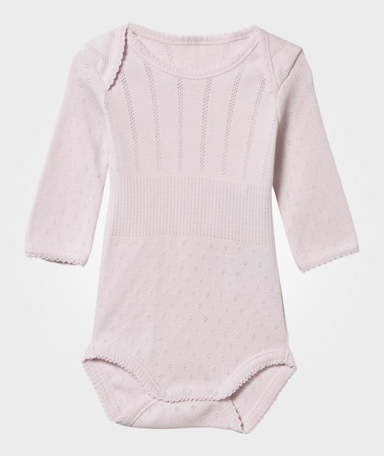 Noa Noa Miniature Baby Doria Body,Long Sleeve/No Legs Orchid Ice Orchid Ice