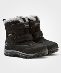 Timberland Chillberg 2-Strap Boots Black Black