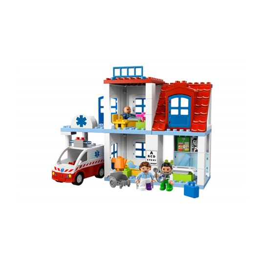Lego Doctors Clinic Multi