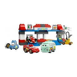 Lego The Pit Stop