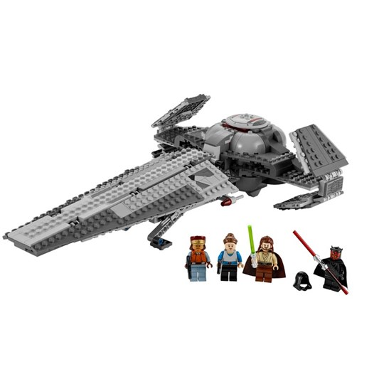 Lego Darth Mauls Infiltrator Multi