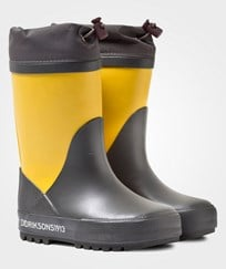 Didriksons Slush Kid's Winter Boots Sunburst Sunburst