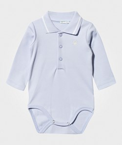 United Colors of Benetton Polo Shirt Body Blue