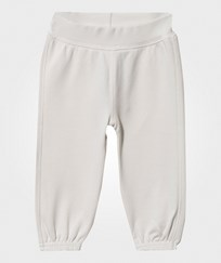 United Colors of Benetton Trackbottoms With Teddybum Detail White White