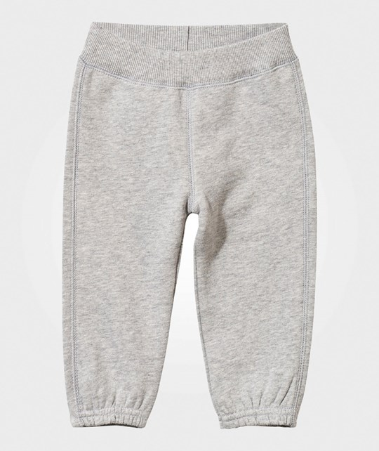 United Colors of Benetton Trackbottoms With Teddybum Detail Grey Black