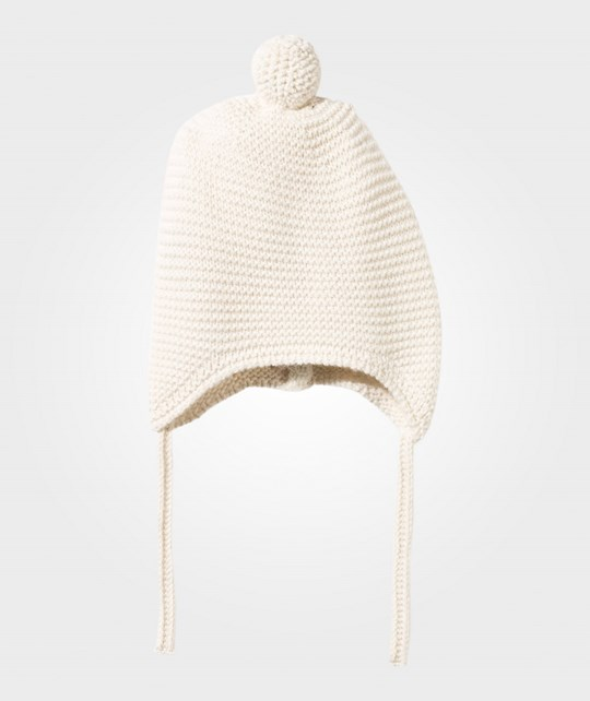 United Colors of Benetton Knitted Baby Hat White White