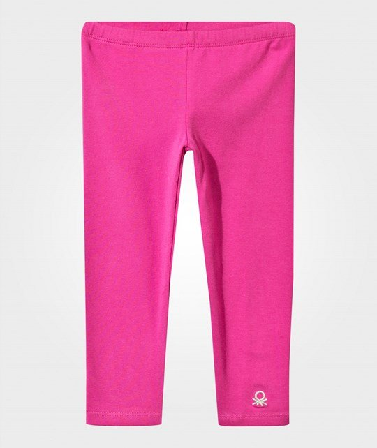 United Colors of Benetton Leggings Pink Pink