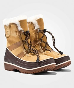 Sorel Youth Tivoli™ II Suede Boot Curry, Elk