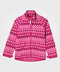 Reima Fleece Jacka Steppe Rosa Pink