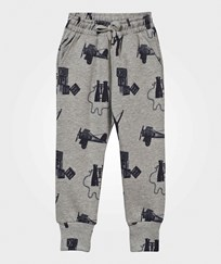 Soft Gallery Playtime Jules Sweat Pants Stone Melange Stone Melange, AOP Playtime