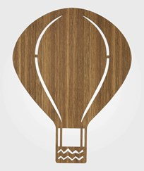 ferm LIVING Air Balloon Lamp - Smoked Oak Smoked Oak