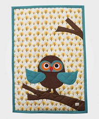 ferm LIVING Filt Teepee Quilted Owl Owl