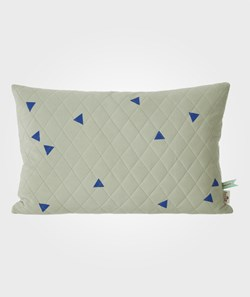 ferm LIVING Teepee Quilted Cushion - Mint