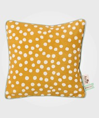 ferm LIVING Dots Cushion - Curry Curry