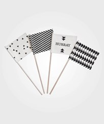 ferm LIVING Hurray Flags 4-pack Hurray
