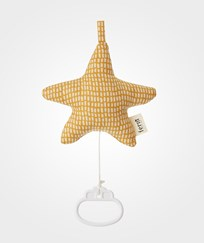 ferm LIVING Star Music Mobile Yellow