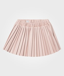 Christina Rohde Skirt Faux Leather Pink
