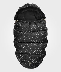 Elodie Details Footmuff - Dot Black