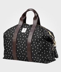 Elodie Details Diaper Bag - Dot Musta