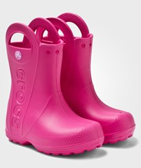 Crocs Handle It Rain Boot Kids Candy Pink Candy Pink