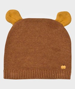 The Bonnie Mob Elky Hat With Ears Ginger
