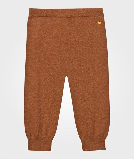 The Bonnie Mob Eskimo Knitted Trousers Ginger Ginger