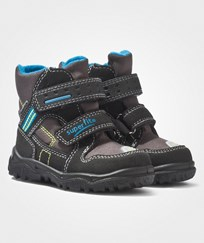 Superfit Husky 1 Boots Black Black