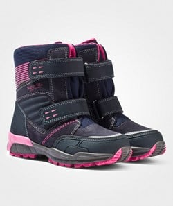 Superfit Culusuk Boots Navy/Pink