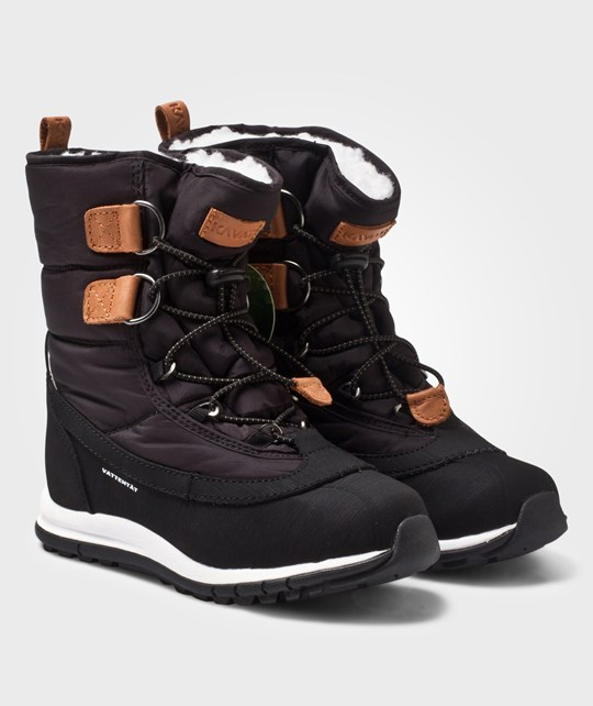 Kavat Snowboot WP Black Black