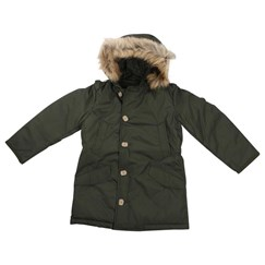 Polar Parka Green