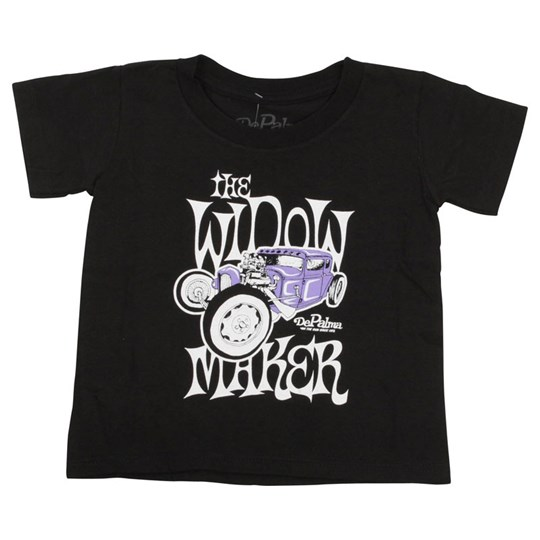 DePalma T-Shirt Widow Maker Black