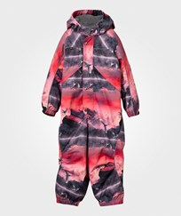 Molo Polaris Snowsuit Pink Mountains Pink Mountains