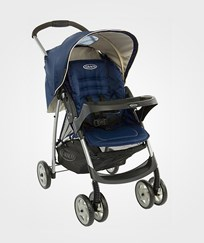 Graco Graco Mirage Plus Solo Peacoat peacoat