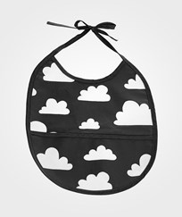 Färg & Form Cloud Bib Black Black