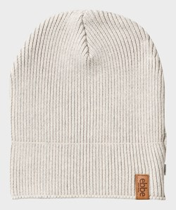 ebbe Kids Like Knitted Hat Vintage White