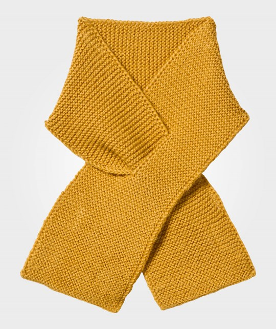 As We Grow Kids Scarf Yellow Yellow